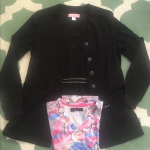 Koi jacket s perfect condition